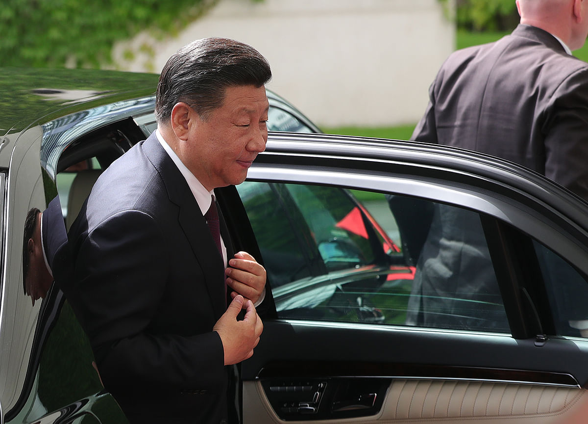 Xi's Globalist Vision Encounters Suspicion in Communist Backyard