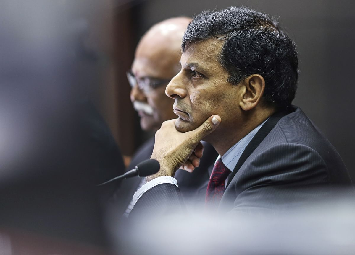 Ostrich Attitude Doesn't Work With Handling Bad Loans, Says Raghuram Rajan
