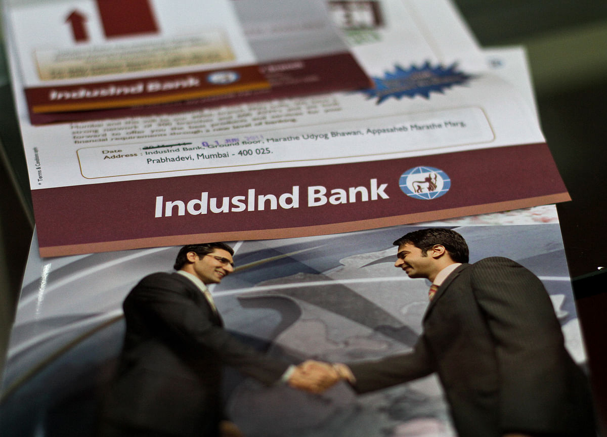 IndusInd Bank Picks Up 2.6% Stake In Microfinance Firm Satin Creditcare