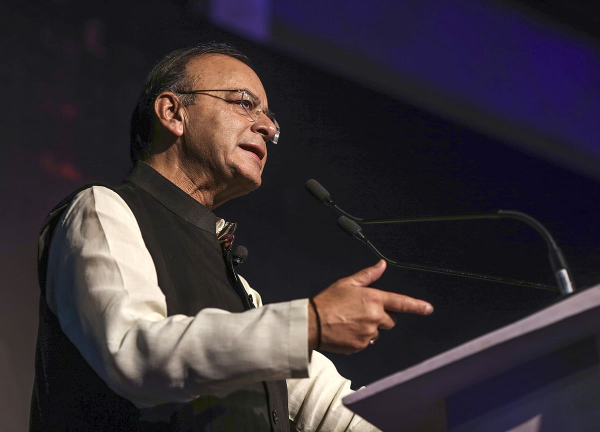 Arun Jaitley Likely To Return From The U.S. By This Weekend