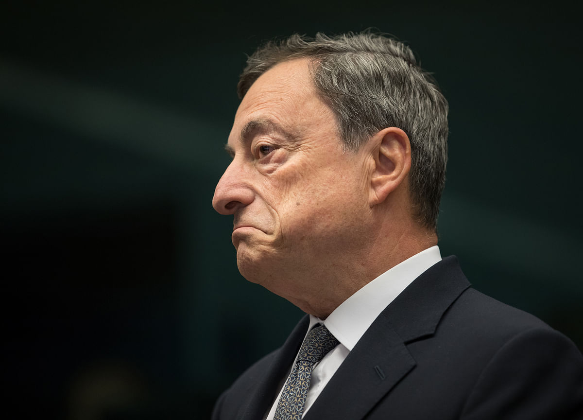 Mario Draghi, You Have a Serious Problem
