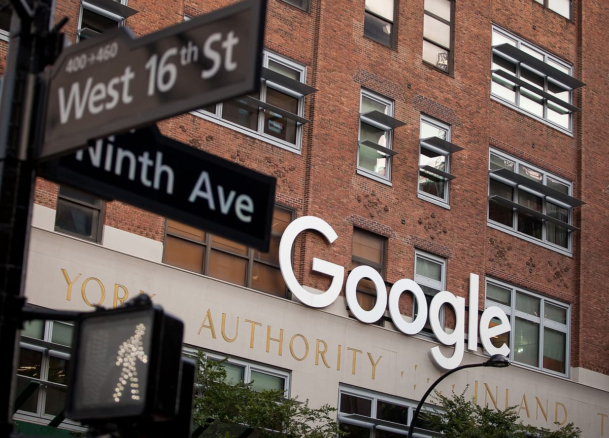 Google's U.S. Workforce Grew More Asian, Less White and Male