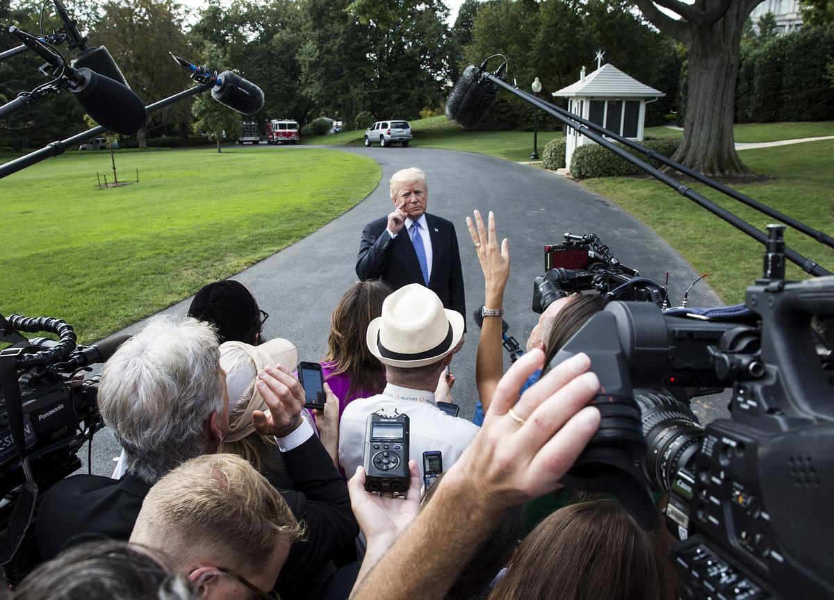 Trump, Democrats Inch Closer Amid Personal Shutdown Sniping