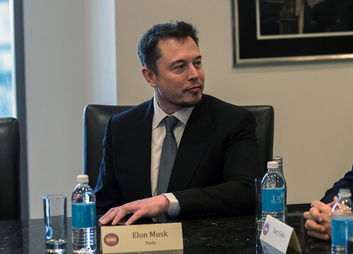 Musk Loses $4.9 Billion in Tesla's Worst-Ever Start to a Year