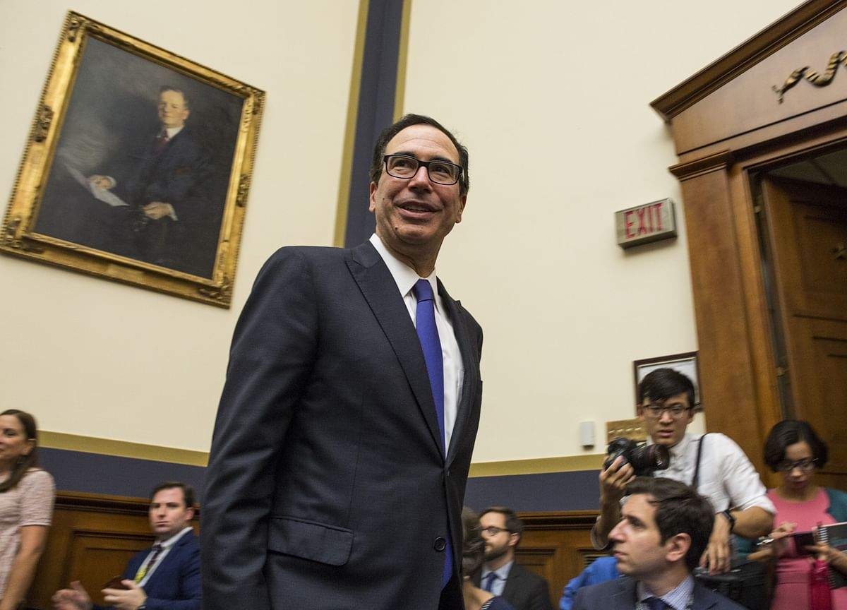Mnuchin Says Trade Call With Chinese Officials Likely This Week