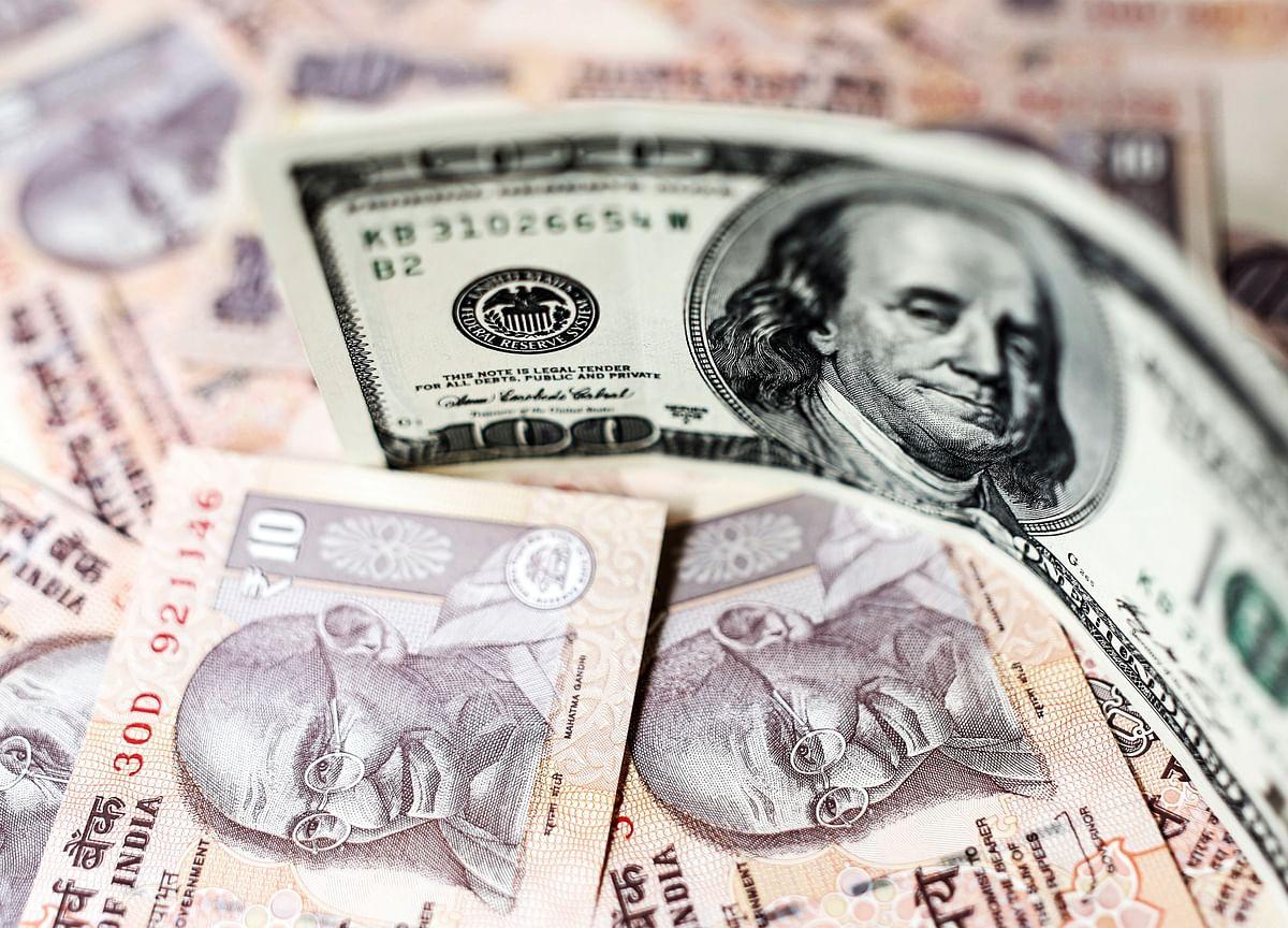 Rupee Ends Near Five-Week Low Of 69.06/$