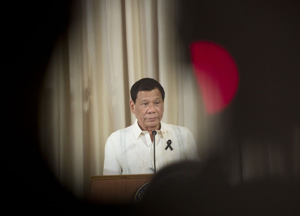 Duterte May Hand Reins to Only Son of Philippine Dictator Ferdinand Marcos