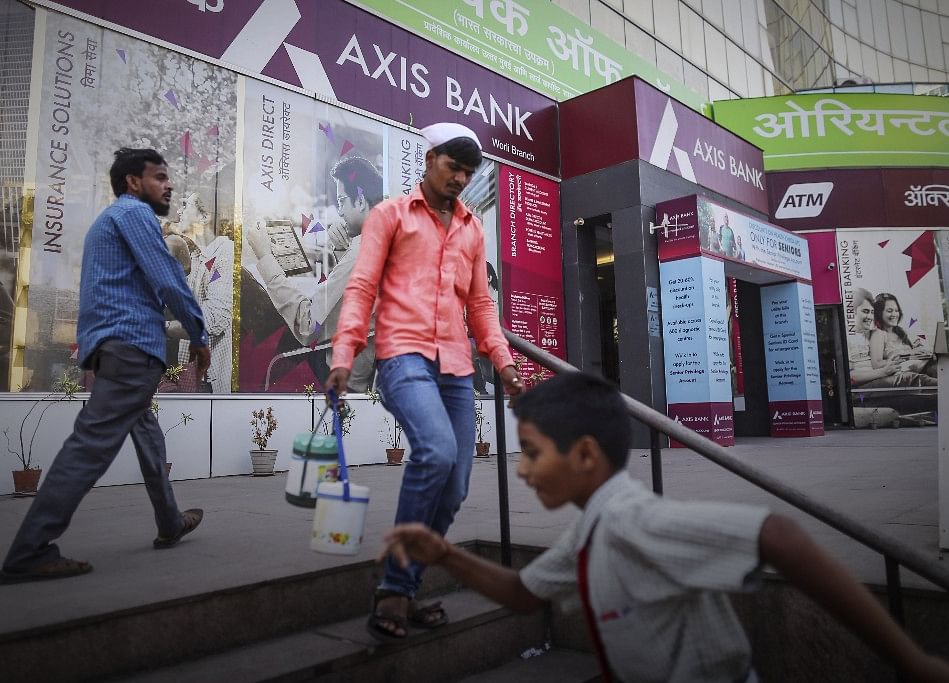 Analysts Maintain Target Price On Axis Bank After Q2 Results