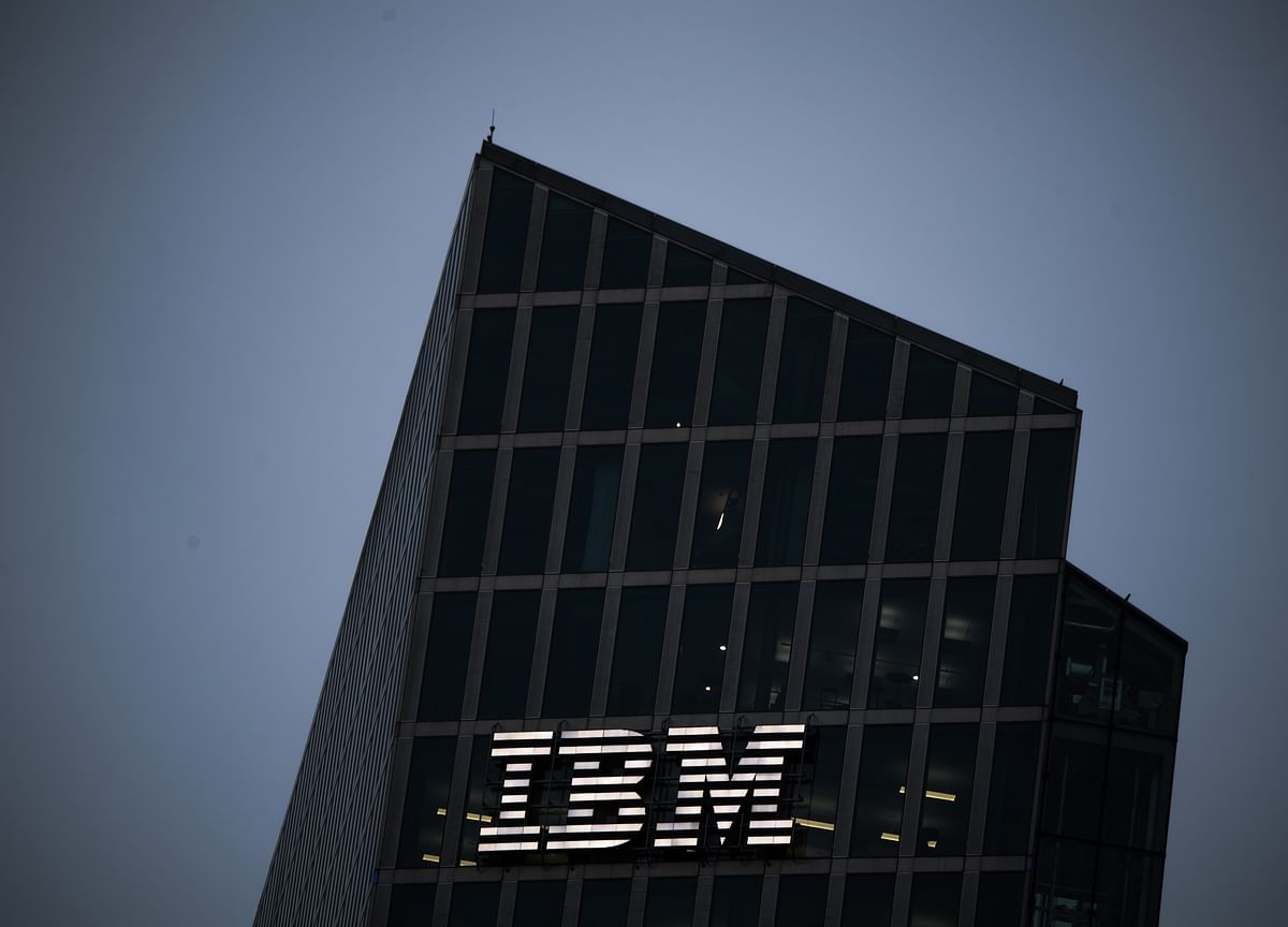 IBM Soars Most Since 2009 After Forecasting Revenue Growth