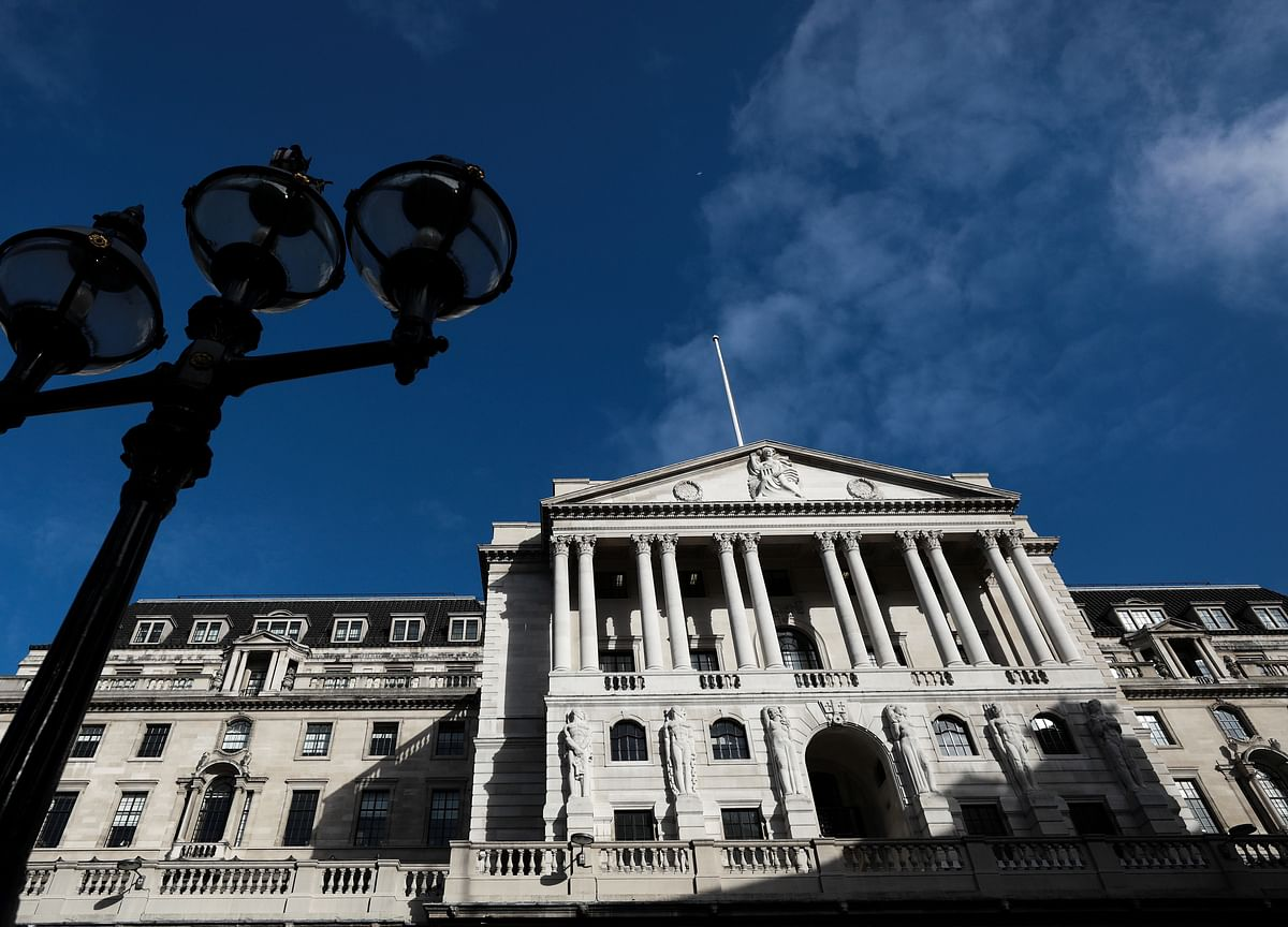 BOE Sees Rising No-Deal Brexit Worry in Tension With Markets