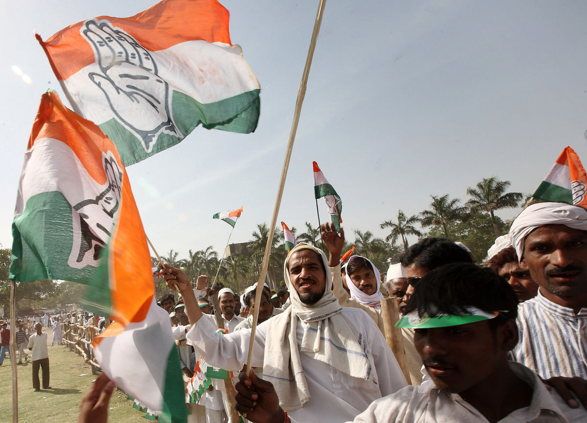'Disappointed' Congress To Review Performance In Bihar Polls