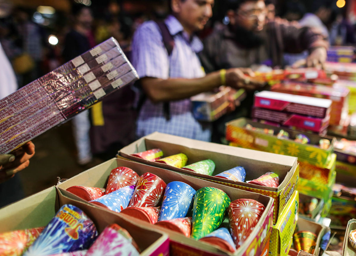 Firecrackers Banned In Delhi-NCR, Other Cities Where Air Quality Is 'Poor'