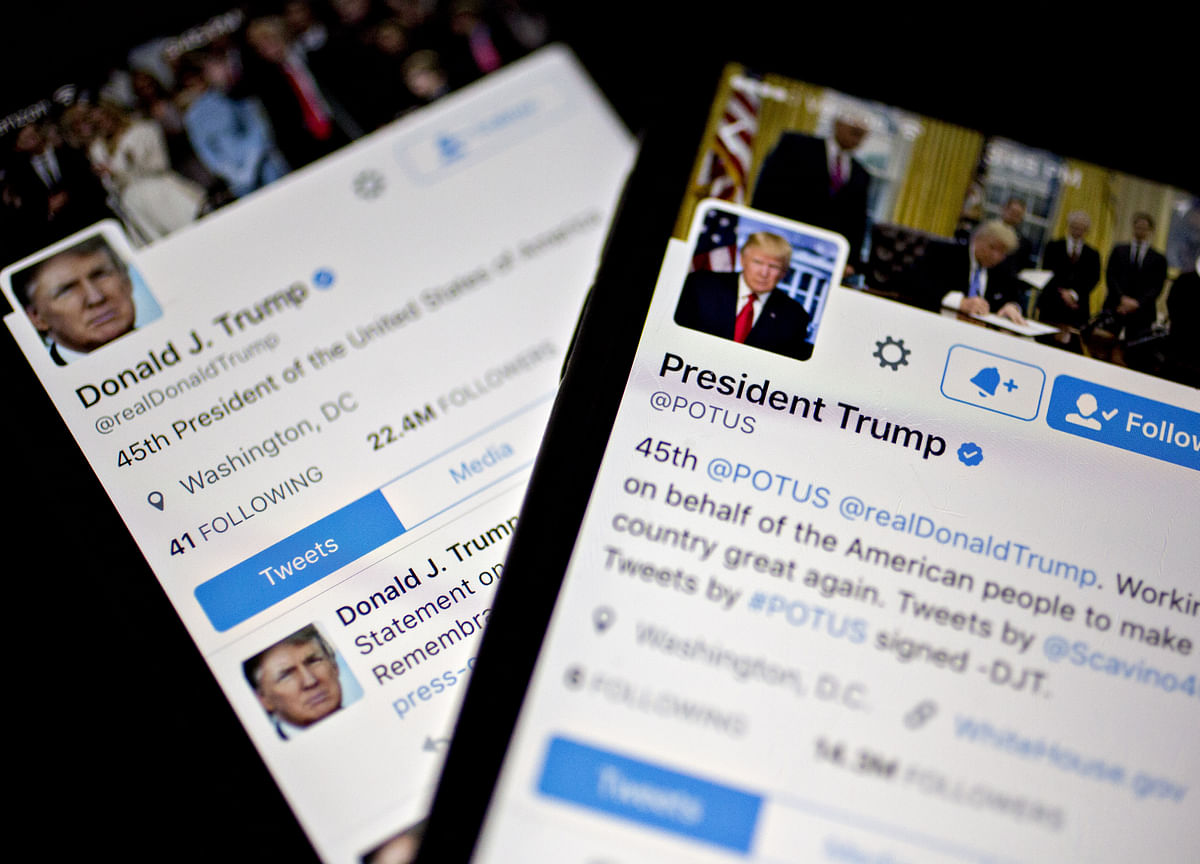 Twitter Changes Reason to Allow Trump's Anti-Muslim Retweets