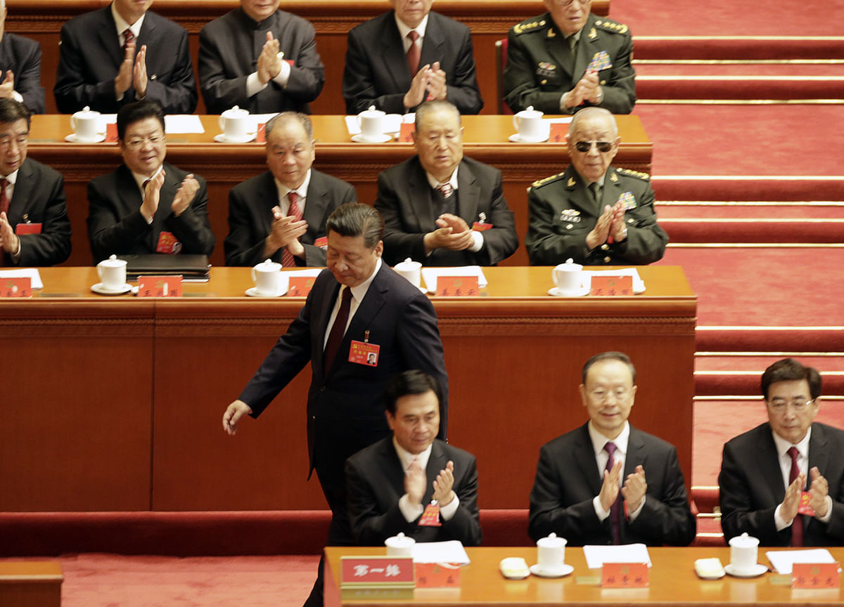 Xi Warns of Severe Challenges for China as Party Congress Opens