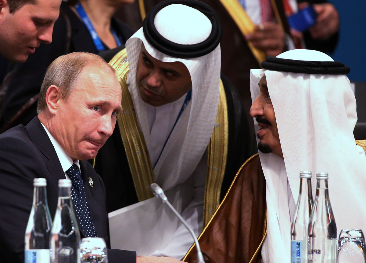 Russia Has Your Back, OPEC. What Could Go Wrong?