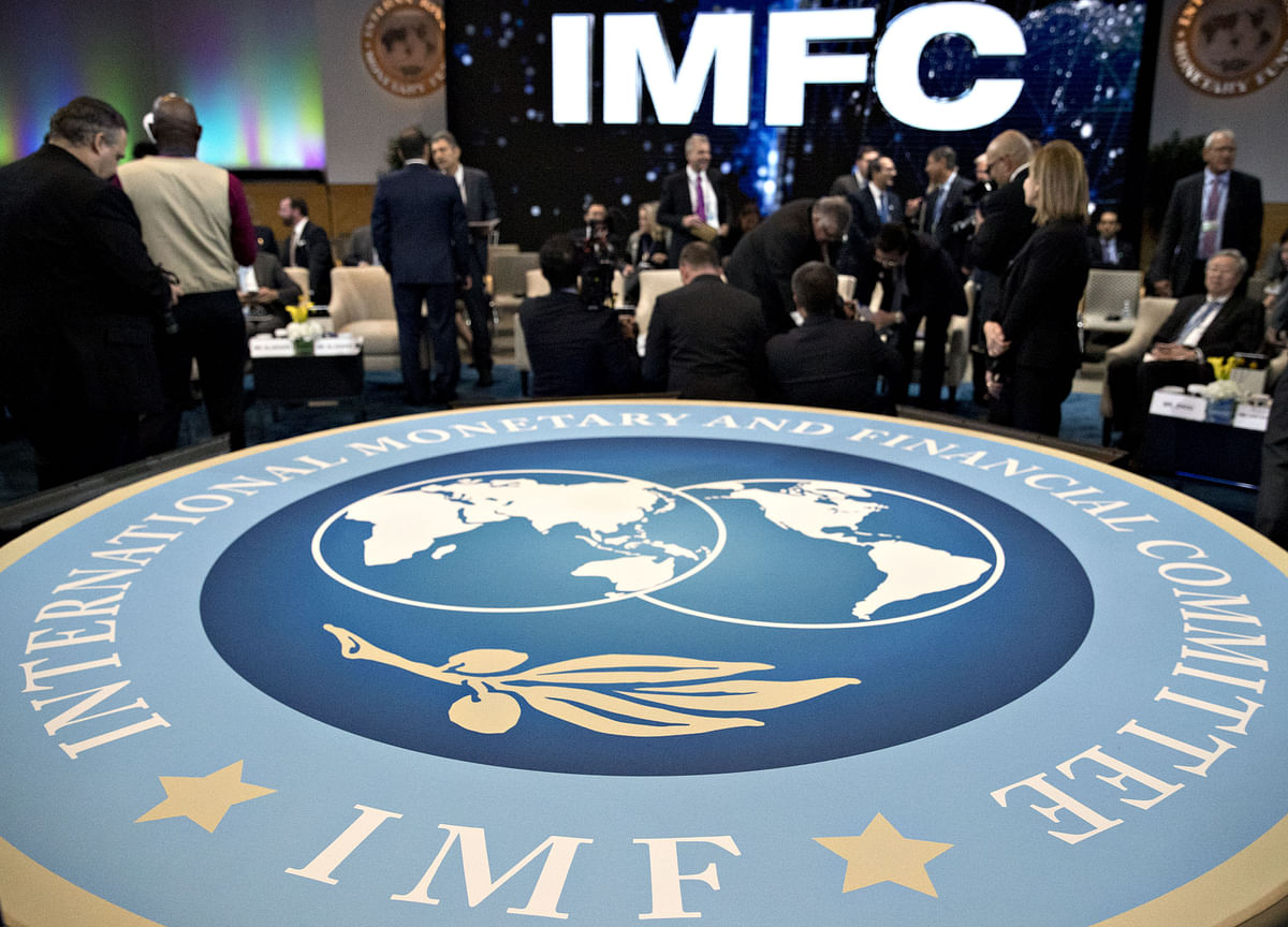 IMF Sees Weakest World Growth in Three Years as Europe Slows