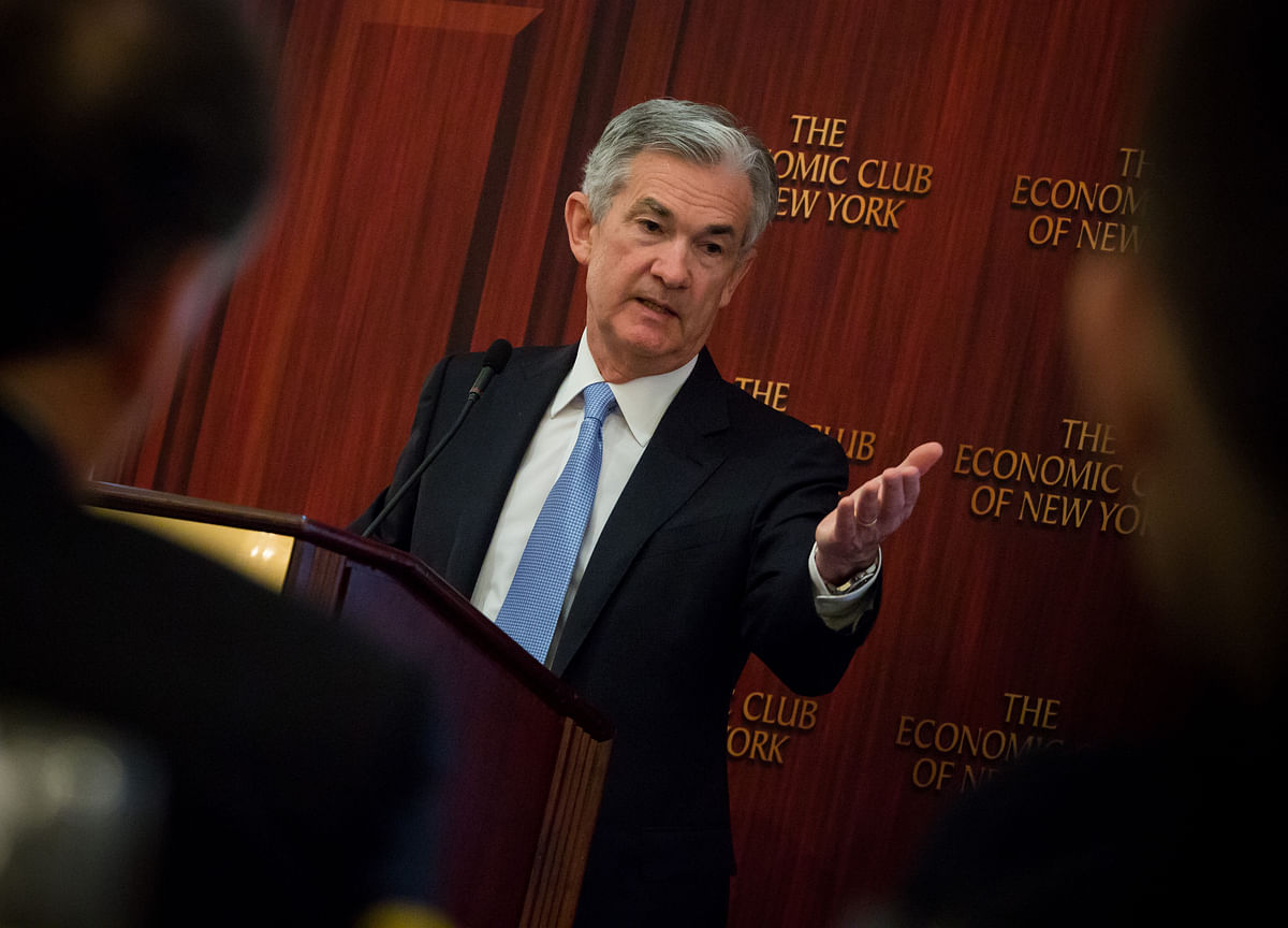 All Eyes on Powell Testimony as Jobs Gain: Global Economy Week