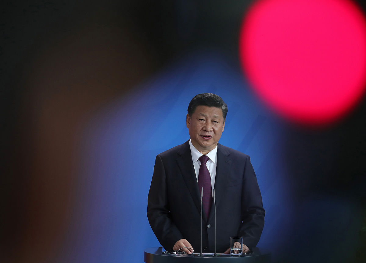 China Is Stronger Without a Strongman