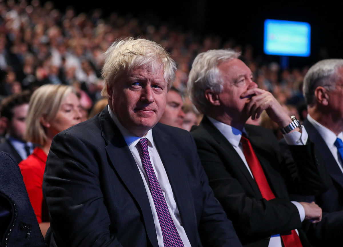U.K. Opposition Parties to Deny Boris Johnson His Early Election