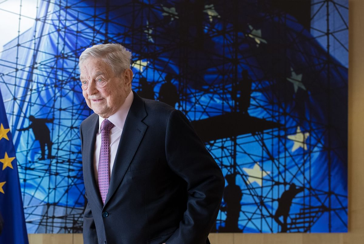 George Soros On Nationalism: 'Most Frightening Setback' In India