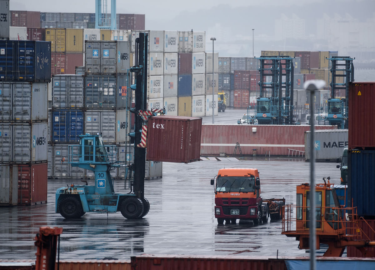 IMF Warns of Potential Downside Risks From China-U.S. Trade Deal