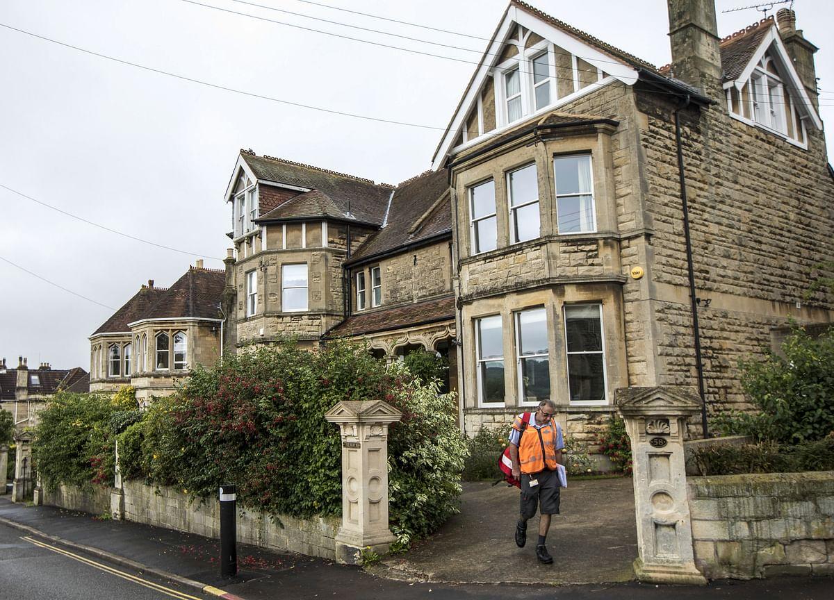 U.K. House Prices Post 2019's Biggest Increase in December