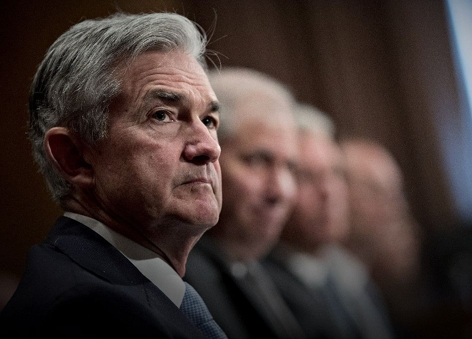 Powell Opens Door to Possible Pullback in Fed Rate-Hike Outlook