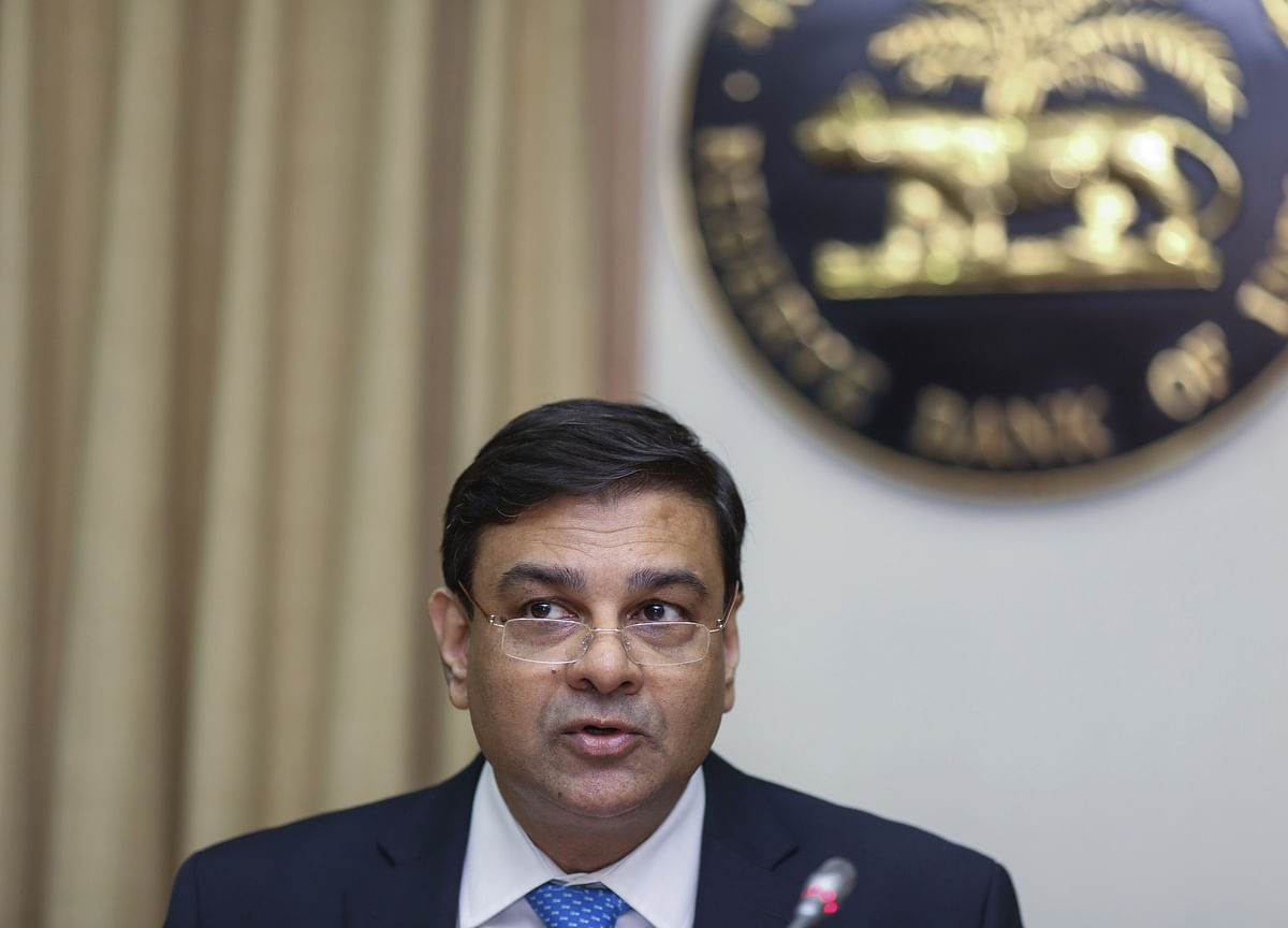 Urjit  Patel Admits RBI Was Slow To Take Timely Measures
