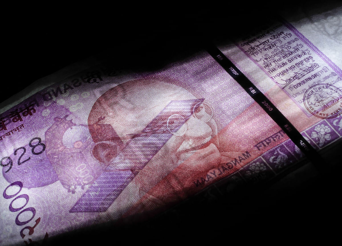 Rupee Extends Gains As Trade Gap Narrows, Inflows Pick Up