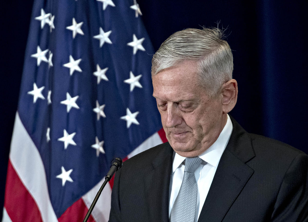 Mattis Resigns as Defense Chief, Citing Differences With Trump