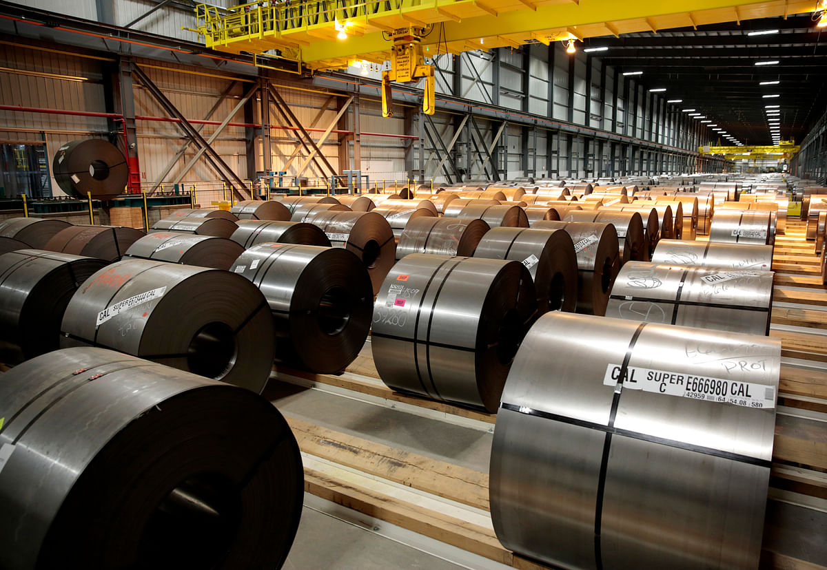 JSW Steel Sees Better-Than-Expected Demand Recovery