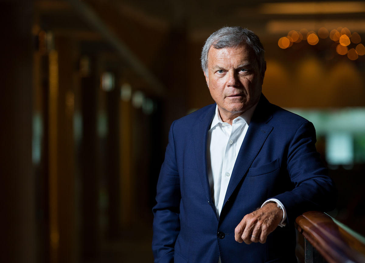 Facebook, Amazon Must Take Responsibility For Content, Says Martin Sorrell