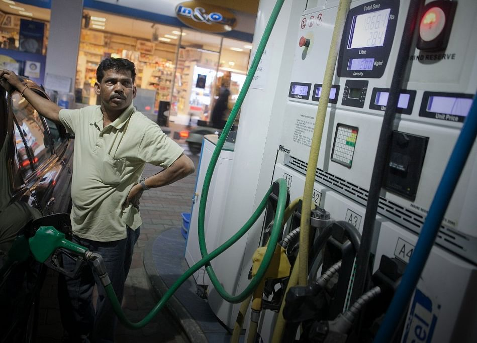 With Elections Over, Modi Raises Taxes on Fuel to Cut Budget Gap