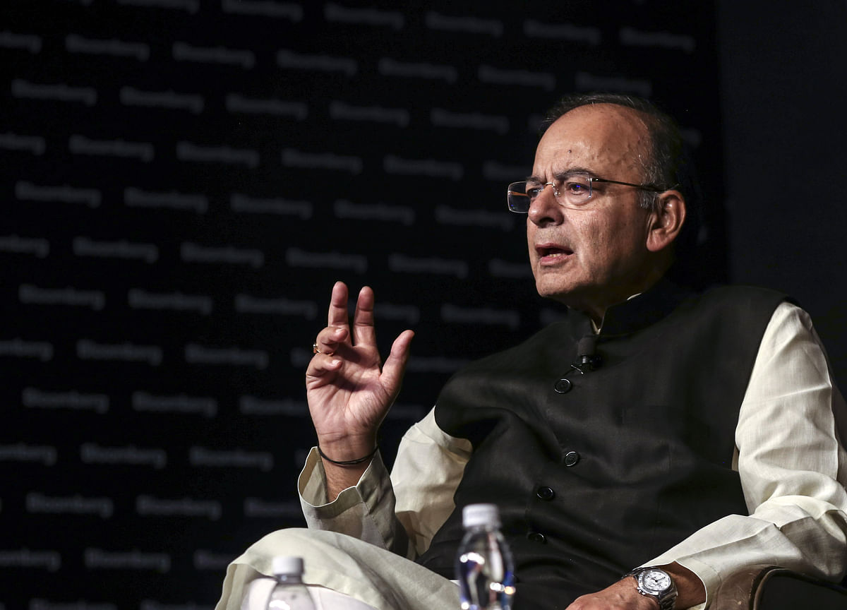 "Jaitley Says There Are Some Economic Challenges That ""Cannot Afford To Wait"""