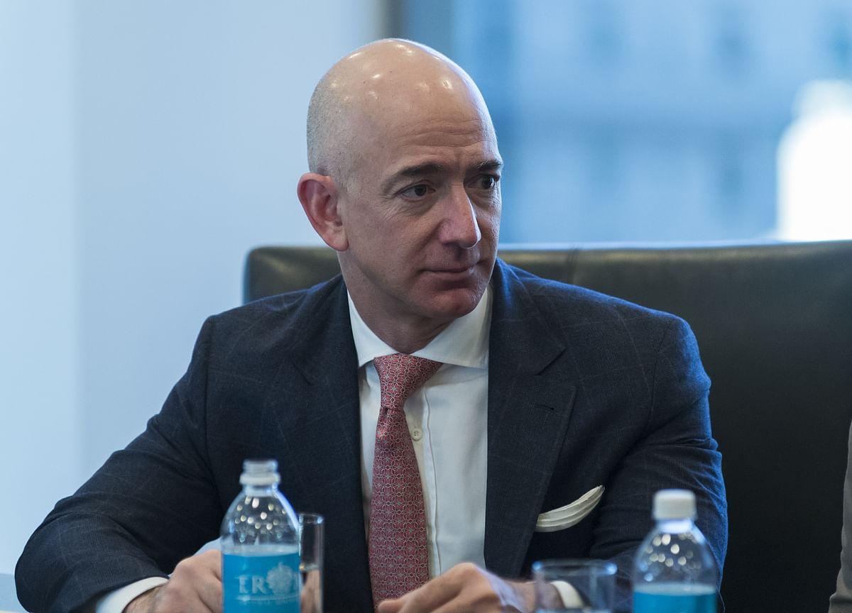 Did Bezos Just Tease Amazon Plan for Alexa-on-Wheels Home Robot?