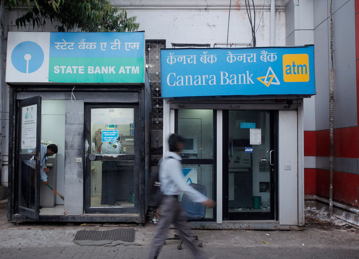 Canara Bank Sets Floor Price Of Rs 103.50 Per Share For QIP