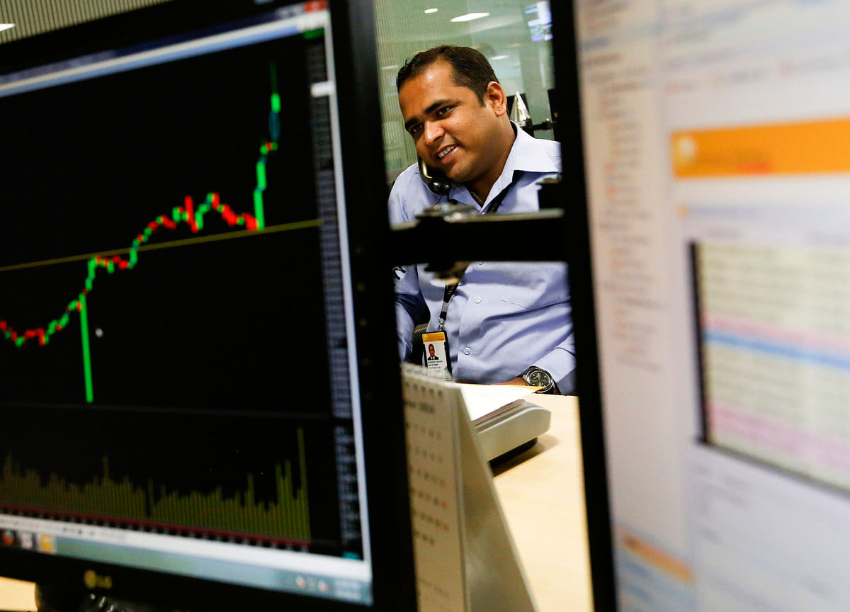 Weekly Wrap: Sensex, Nifty Halt Weekly Rout, Log Best Gains In Nearly Two Months