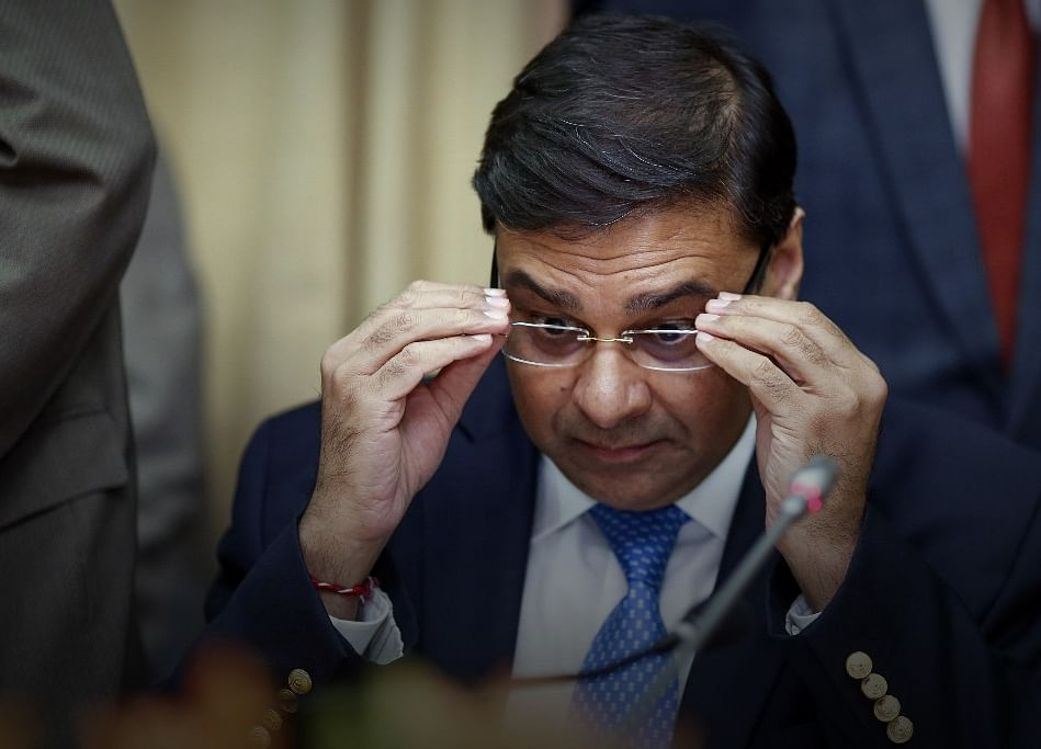 Urjit Patel Book On Indian Banking's NPA Crisis To Release In July
