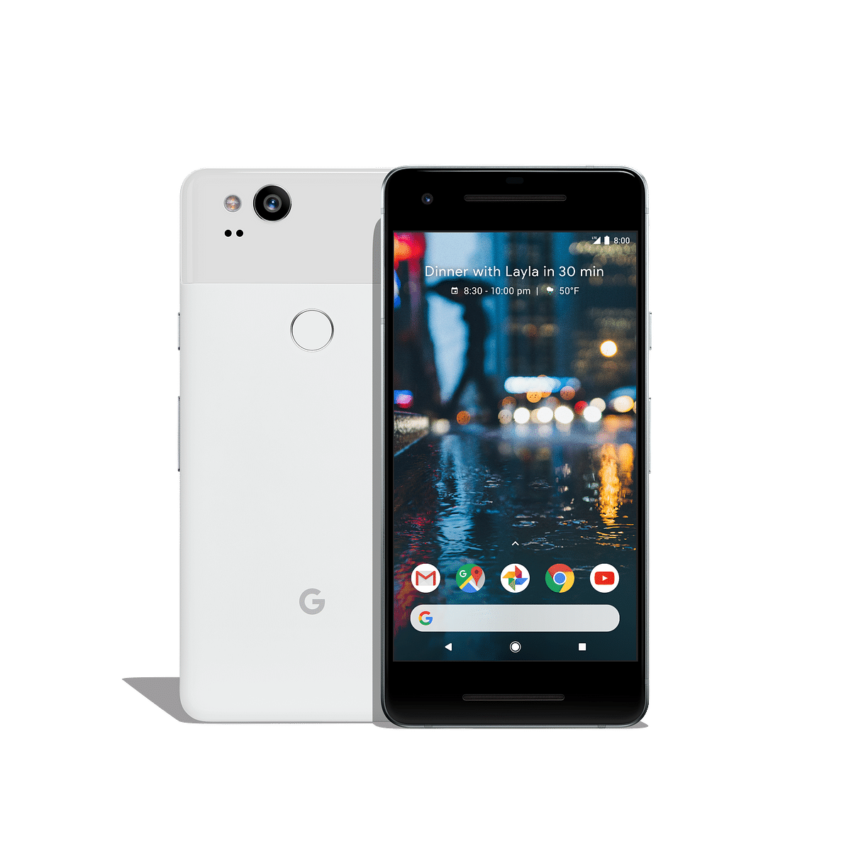 A 64 GB version of the Pixel 2 will cost you Rs 61, 000 in India and just $649 in the US (Source: Google)