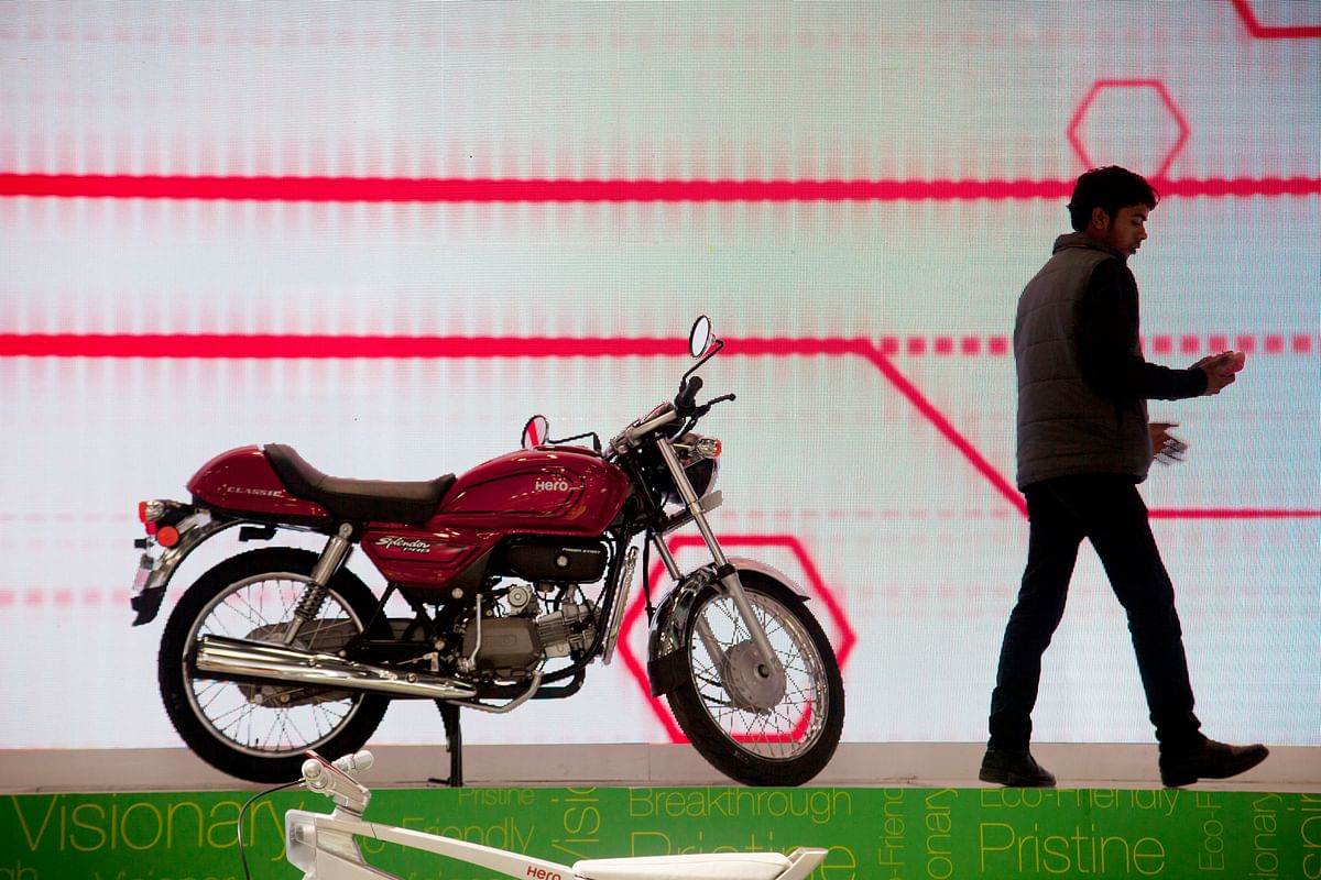 Brokerages' Take On Hero MotoCorp's Q1 Results