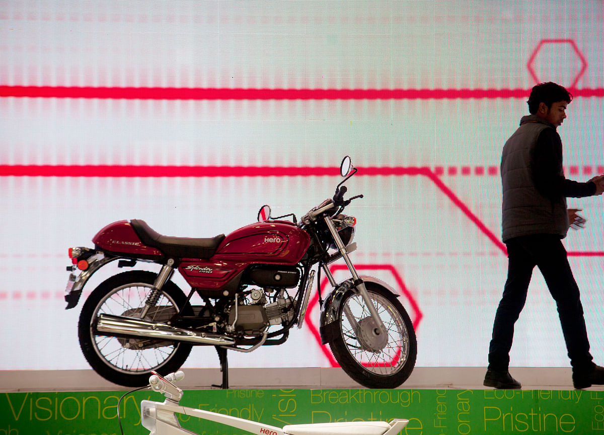 Q1 Results: Analysts Cut Target Price For Hero MotoCorp Amid Sales Slowdown