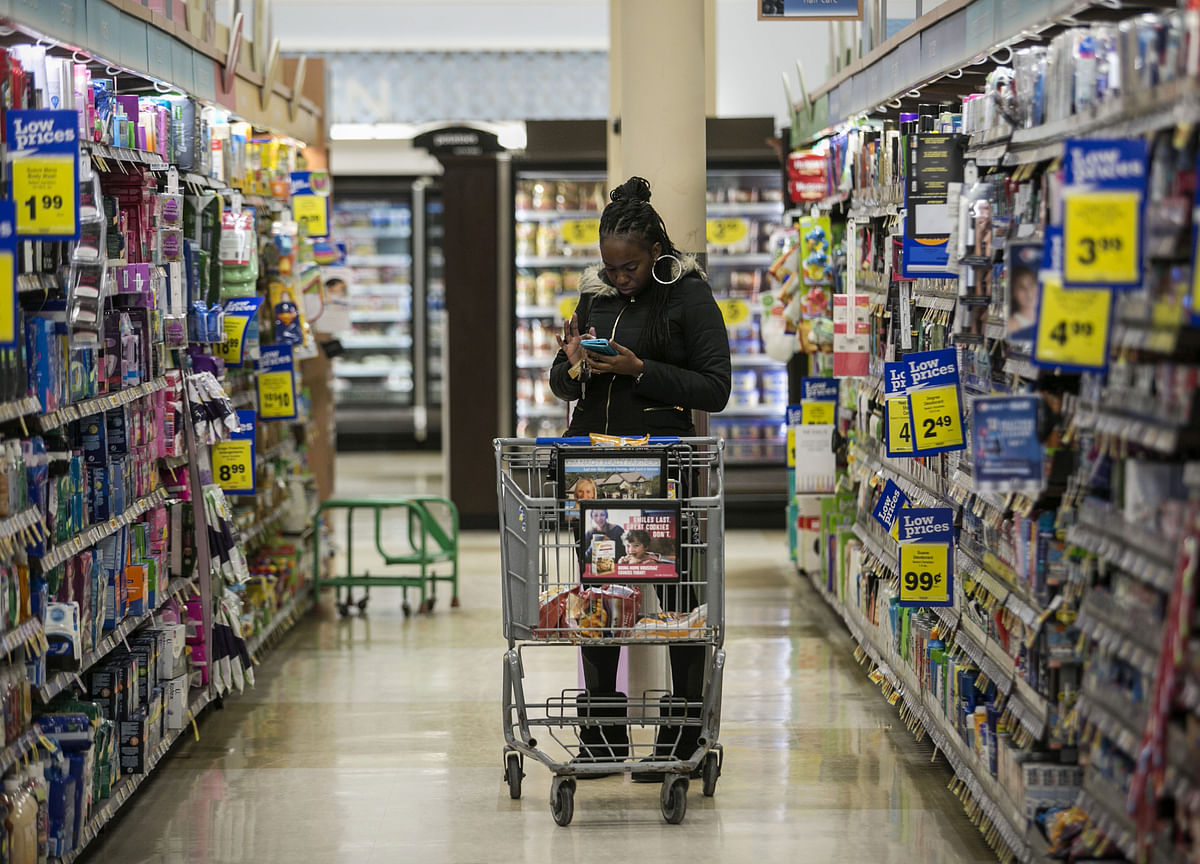 U.S. Inflation Remains Contained Amid Fed Patience on Rates