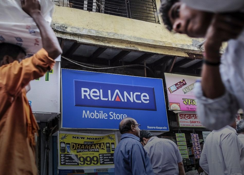 SBI Board Said To Approve RCom Insolvency Resolution Plan