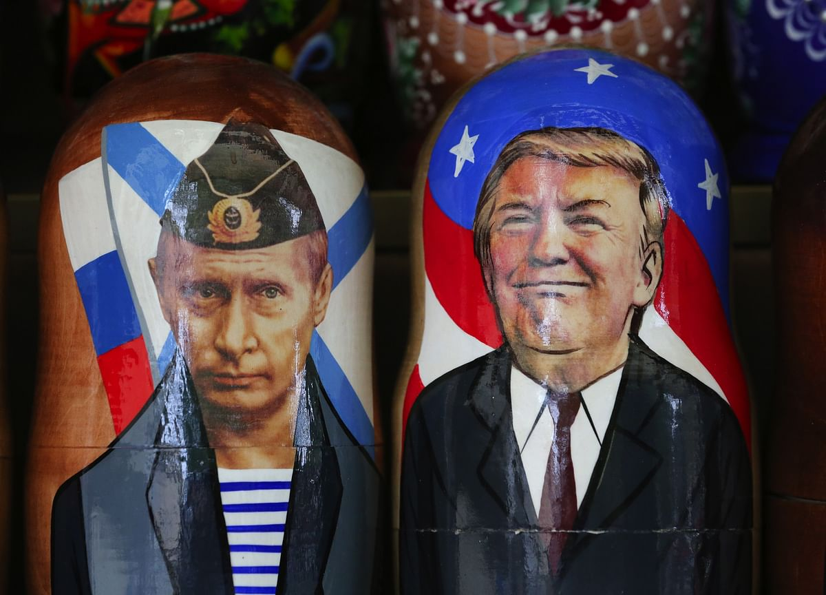Trump Gives Russia a Pass on Meddling, Announces July 16Putin Summit