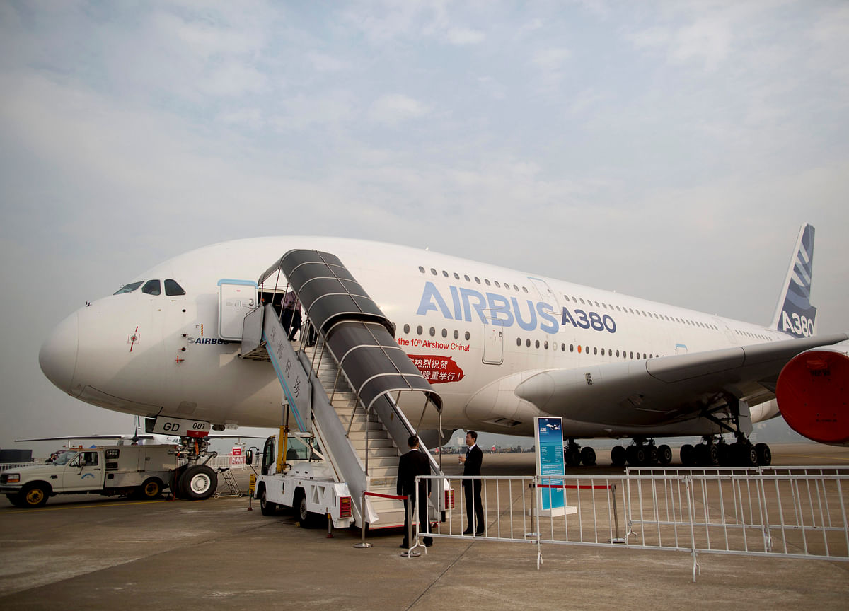 Airbus Tie-Up With Bombardier Is Test for China's Ambitions