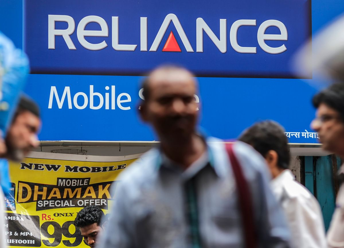 RCom Gets Claims Worth Rs 49,193 Crore From Lenders