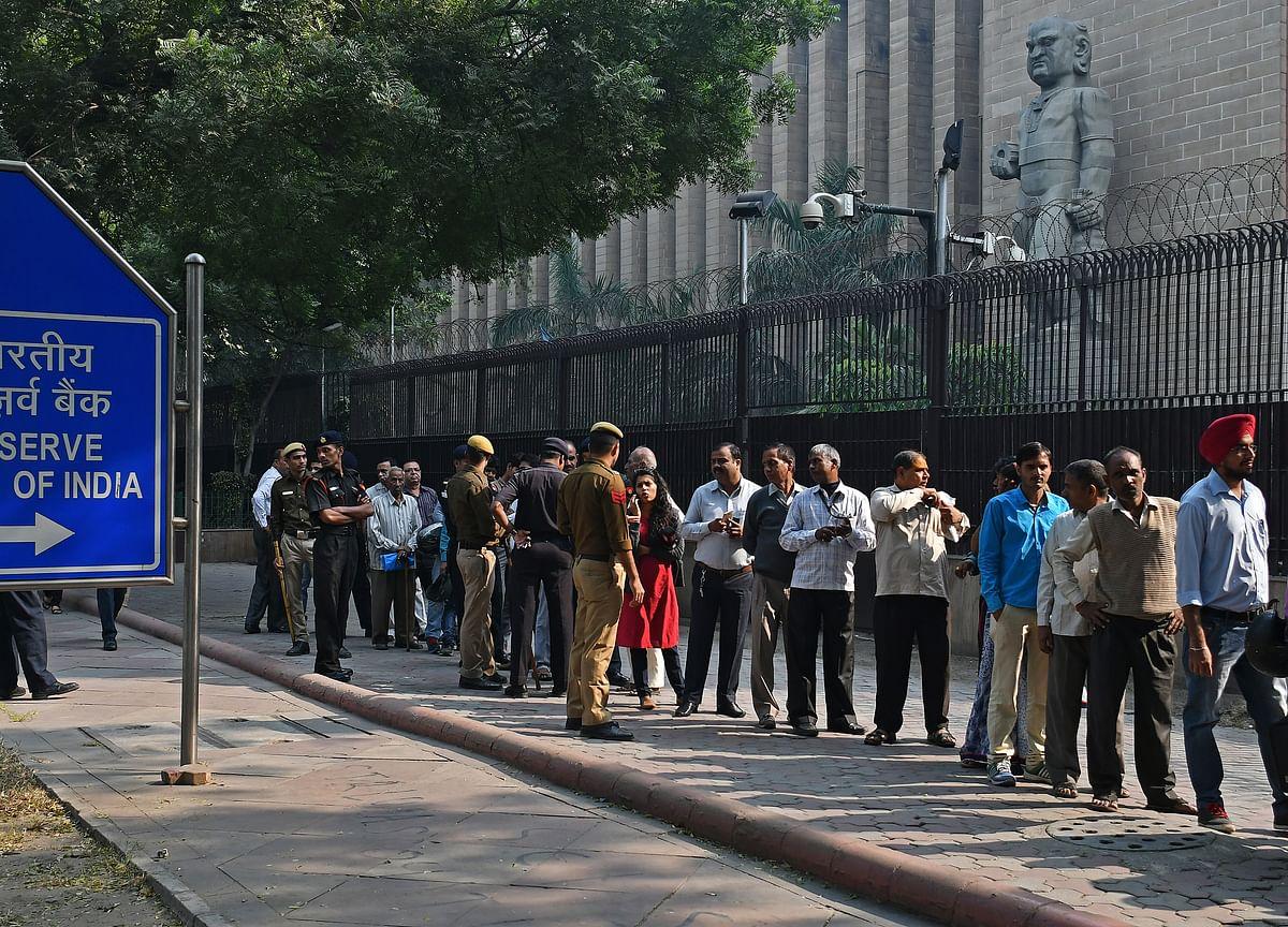 India's Central Bank Caught a Lucky Break