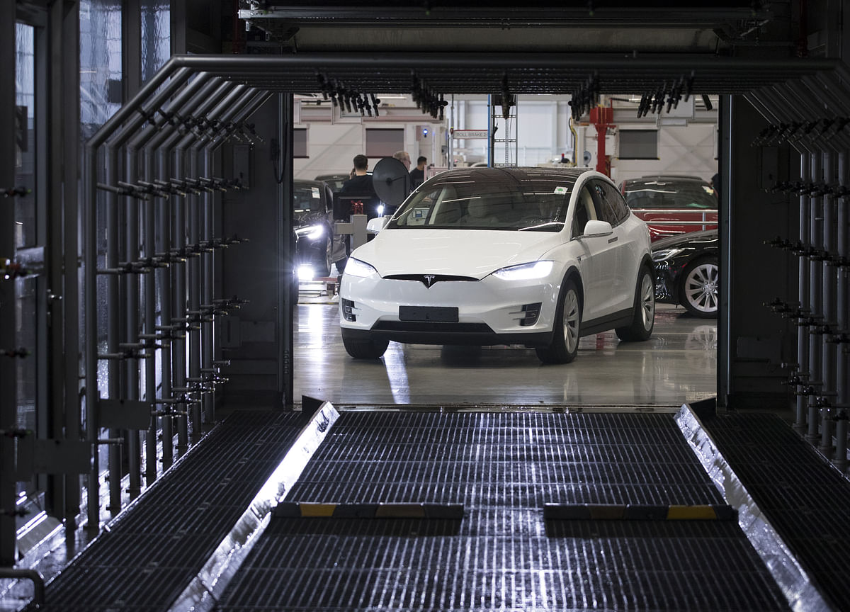 Teslato Revamp Asia Business Structure to Focus on China
