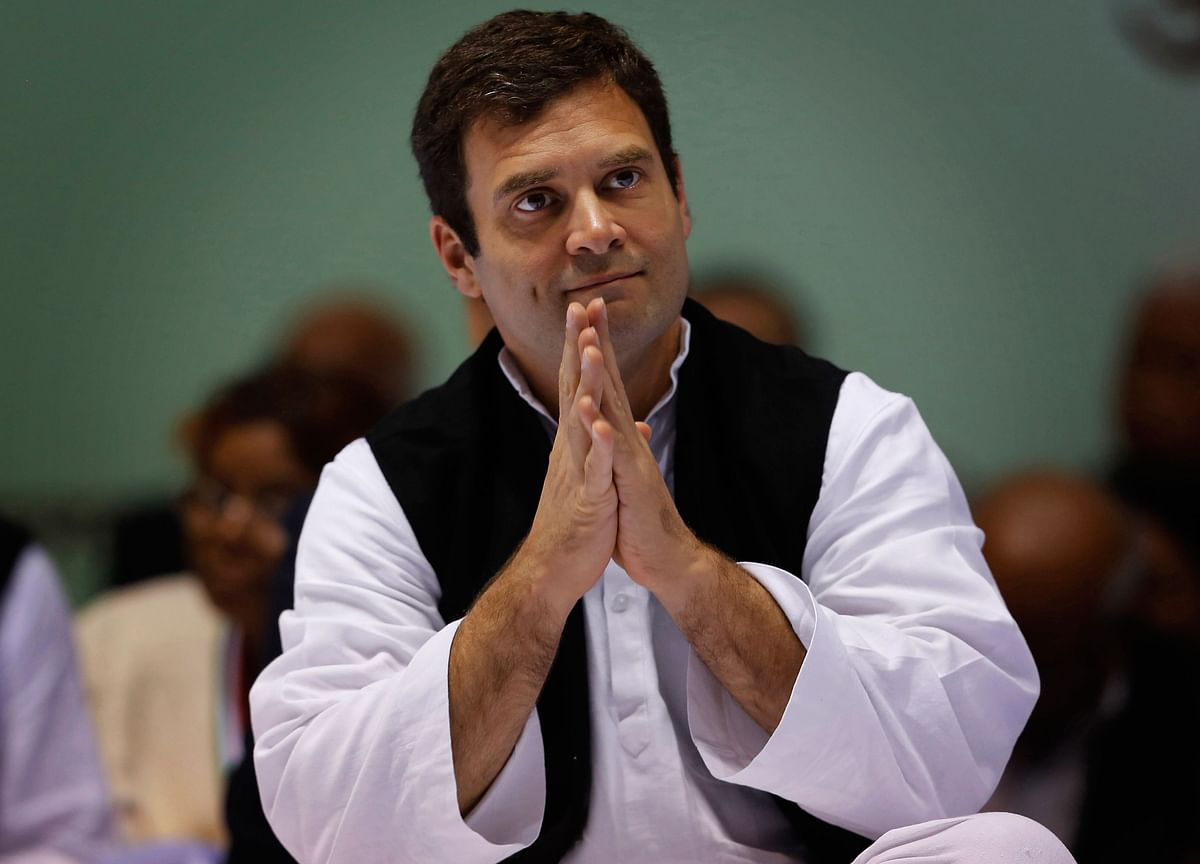 Full Text of Congress President Rahul Gandhi's Resignation Letter