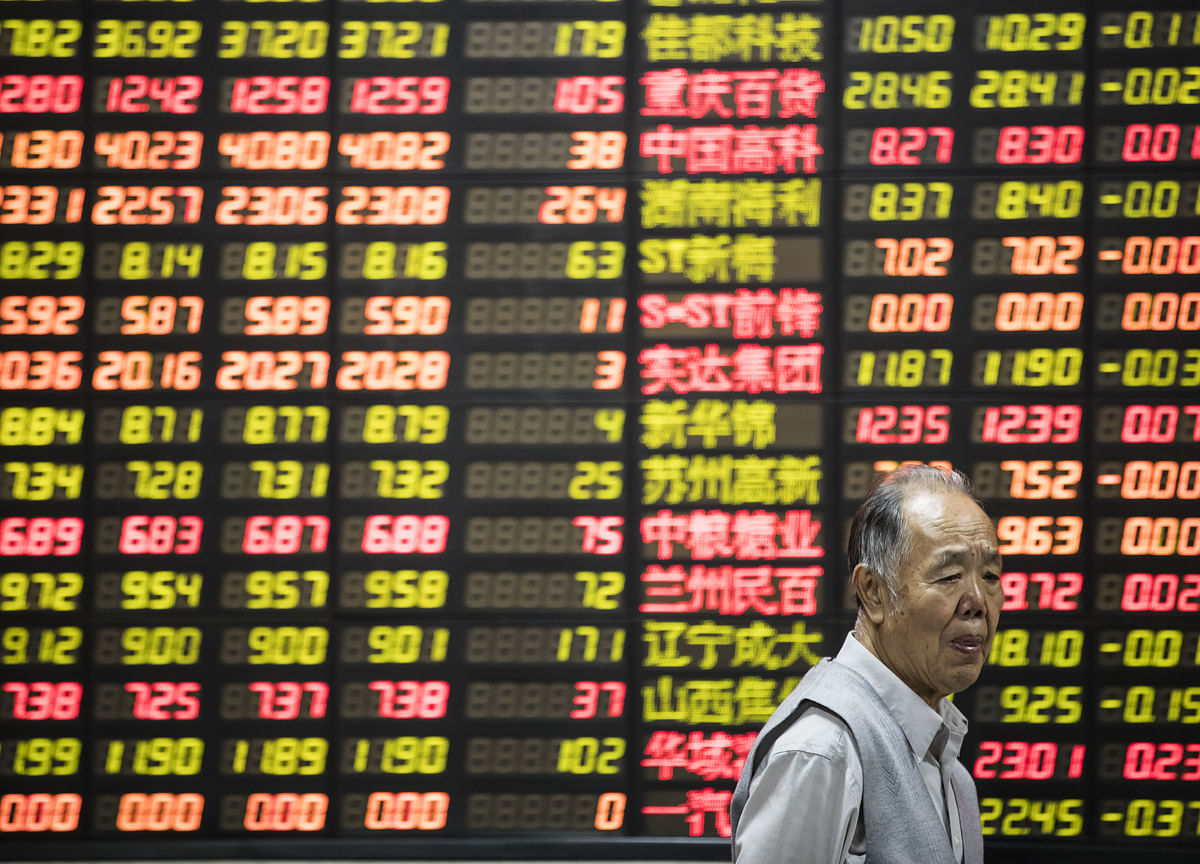 Run for the Exits. China's Talking Up Stocks Again